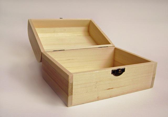 drewniana szkatułka wykonanie
